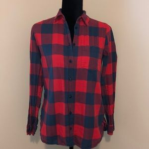 Buffalo Plaid J. Crew shirt